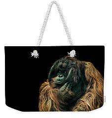 The Sceptic Weekender Tote Bag
