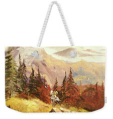 The Scout Weekender Tote Bag