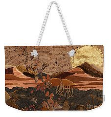 The Scream Of A Butterfly Weekender Tote Bag by Stanza Widen