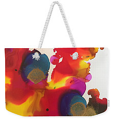 The Scream Weekender Tote Bag by Tara Moorman