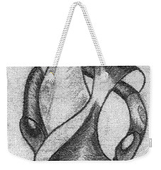 The Sculpture Award Weekender Tote Bag
