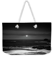 The Sea By Night Weekender Tote Bag