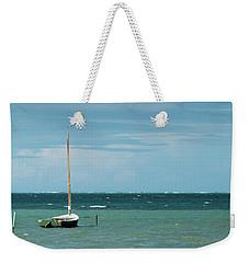The Sea Calls My Name Weekender Tote Bag