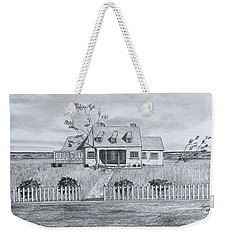 The Sea Captains House  Weekender Tote Bag