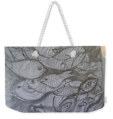 The Sea Diver Weekender Tote Bag