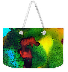 The Sea Horse Standoff Weekender Tote Bag