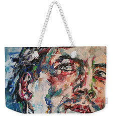 The Sea Inside Your Eyes Weekender Tote Bag