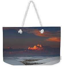 Weekender Tote Bag featuring the photograph The Sea Of Sands by Edgars Erglis