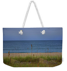The Sea Shore Line Weekender Tote Bag