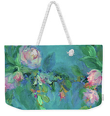 The Search For Beauty Weekender Tote Bag by Mary Wolf