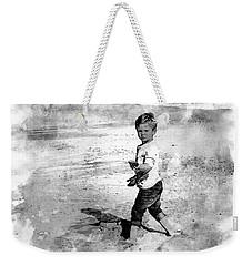 The Seashell Weekender Tote Bag
