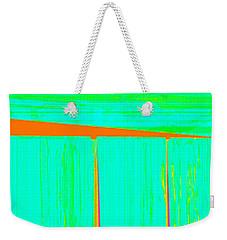The Seawalls No. 2 High Noon Weekender Tote Bag