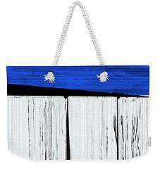 The Seawalls No.4 Full Moon Rising Weekender Tote Bag