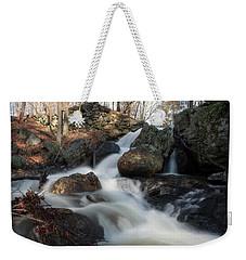 The Secret Waterfall 2 Weekender Tote Bag