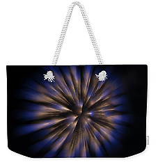The Seed Of A New Idea Weekender Tote Bag by Alex Lapidus