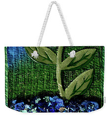 The Seedling Weekender Tote Bag by Donna Blackhall