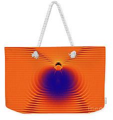 The Seeker Weekender Tote Bag