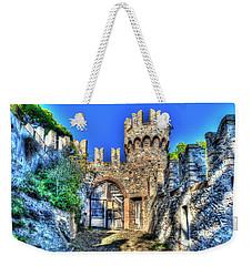 The Senator Castle - Il Castello Del Senatore Weekender Tote Bag