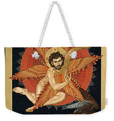 The Seraphic Christ - Rlsec Weekender Tote Bag
