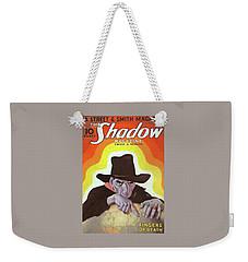The Shadow Fingers Of Death Weekender Tote Bag