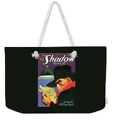 The Shadow Ghost Of The Manor Weekender Tote Bag