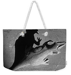 The Shadow Is Mightier Img 2095 Weekender Tote Bag