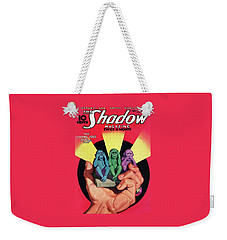The Shadow The Living Joss Weekender Tote Bag