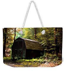 The Shed Weekender Tote Bag