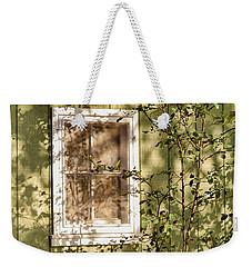 The Shed Window Weekender Tote Bag
