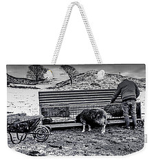 The Shepherd Weekender Tote Bag