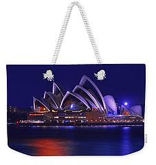 The Shining Star Weekender Tote Bag