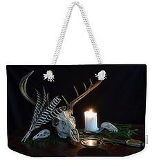The Shrine Weekender Tote Bag