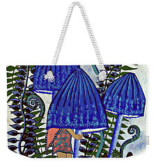 The Shy Fairy Weekender Tote Bag