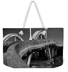 The Sierra Vista Bridge Of Roseville Weekender Tote Bag