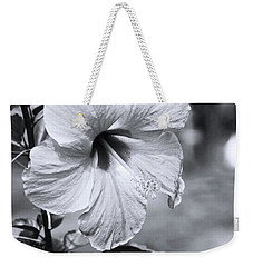 Weekender Tote Bag featuring the photograph The Sight by Jez C Self
