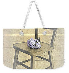 The Sign Of A New Beginning Weekender Tote Bag