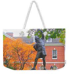 The Signer Weekender Tote Bag by J R Seymour