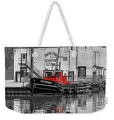 The Silt-prince 3 Weekender Tote Bag
