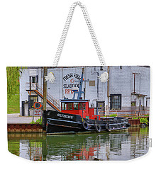 The Silt-prince Weekender Tote Bag