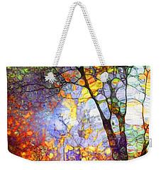 The Simple Tree Weekender Tote Bag