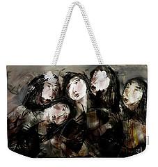 The Sisterhood Weekender Tote Bag by Jim Vance