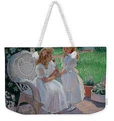 The Sister's Garden Weekender Tote Bag