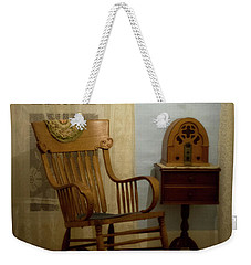 The Sitting Place Weekender Tote Bag