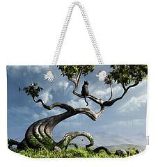 The Sitting Tree Weekender Tote Bag