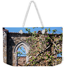 The Sky As A Roof Weekender Tote Bag