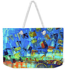 The Sky Fell Weekender Tote Bag