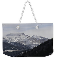 The Sleeping Indian Weekender Tote Bag