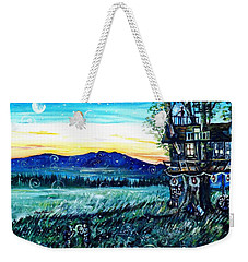 The Sleepover Weekender Tote Bag