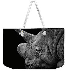 The Sleepy Rhino Weekender Tote Bag