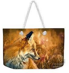 The Sly Fox Weekender Tote Bag